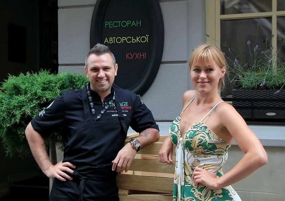 Юрий Ковриженко и я :)